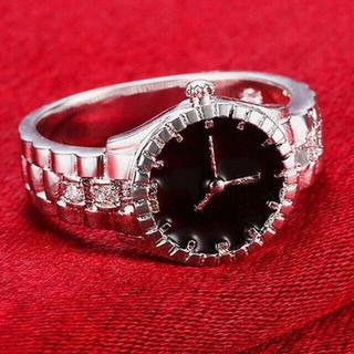 ウォッチタイプ ファッションリング(リング(指輪))