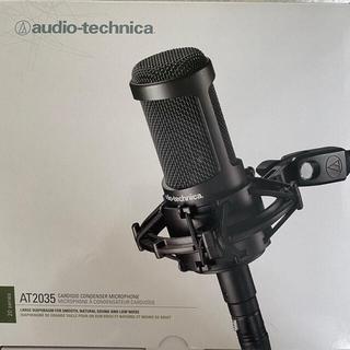 オーディオテクニカ(audio-technica)のoyu様専用 audio-technica at2035 コンデンサマイク(マイク)