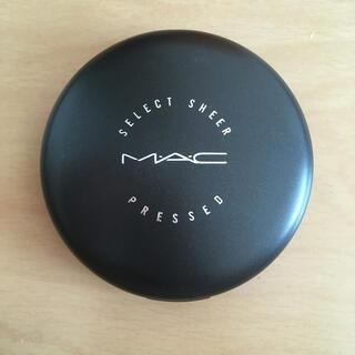 MAC - MAC select sheer pressed