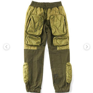LADY MADE - READYMADE 20aw LINER PARACHUTE PANTS 12