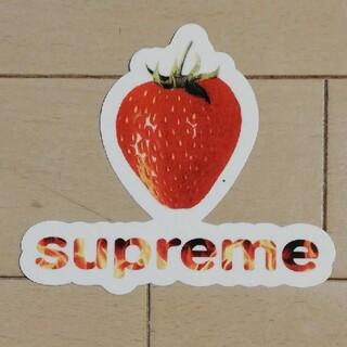 Supreme - SUPREME BERRY STICKER