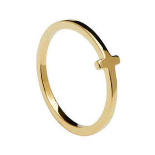 P D PAOLA Mini Stick Gold Ring リング(リング(指輪))