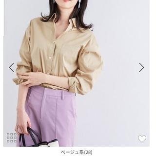ROPE - 美品【ROPE】¥17600ハイパワーブロードオーバーシャツ