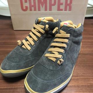 カンペール(CAMPER)のカンペール男性用ショートブーツ(ブーツ)