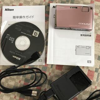 ニコン(Nikon)のNikon✿︎coolpix s360(コンパクトデジタルカメラ)