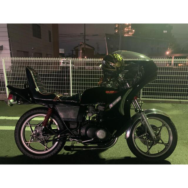 スズキ(スズキ)のgsx 250e ザリ 自動車/バイクのバイク(車体)の商品写真