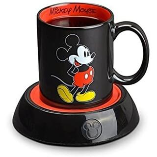 Disney - ✩.*˚アメリカ輸入品 ディズニーミッキー マグカップ&マグウォーマー✩.*˚