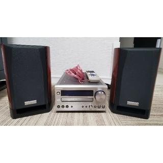 ONKYO - ONKYO アンプCR-D2LTD スピーカーD-112EXLTD