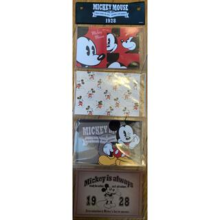 Disney - ディズニーストア ミッキー ポストカードセット