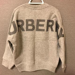 BURBERRY - バーバリー トレーナー スウェット