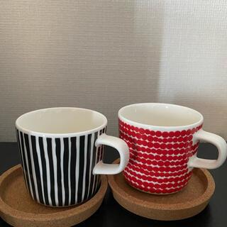 マリメッコ(marimekko)のマリメッコ コーヒーカップ(食器)