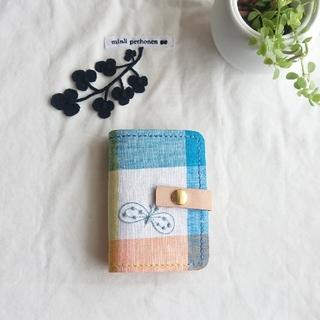 mina perhonen - カードケース 20P ハンドメイド