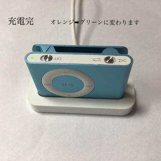 Apple - iPod shuffle 2世代 1GB スカイブルー2