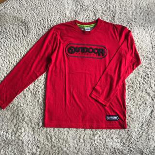 アウトドアプロダクツ(OUTDOOR PRODUCTS)のOUTDOOR®️ 長袖Tシャツ 170(Tシャツ/カットソー)