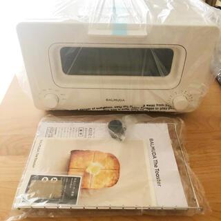 バルミューダ(BALMUDA)のBALMUDA The Toaster 新品 バルミューダトースター K01E(その他)