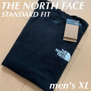 THE NORTH FACE - 【新品】THE NORTH FACE スクエアロゴT XL
