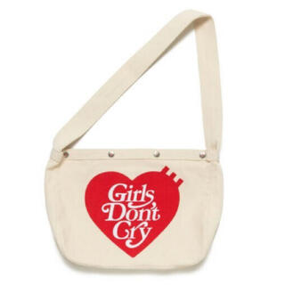 GDC -  HUMAN MADE x girls don't cry  BAG