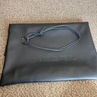 DIESEL - DIESEL ショップ袋 クラッチ