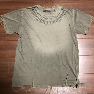 アンダーカバー(UNDERCOVER)のアンダーカバー  undercover Tシャツ Lサイズ used(Tシャツ/カットソー(半袖/袖なし))