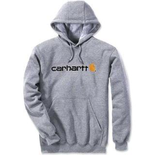 carhartt - carhartt カーハート パーカー プルオーバー グレー