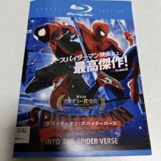 スパイダーマン スパイダーバース BluーRay レンタル(外国映画)