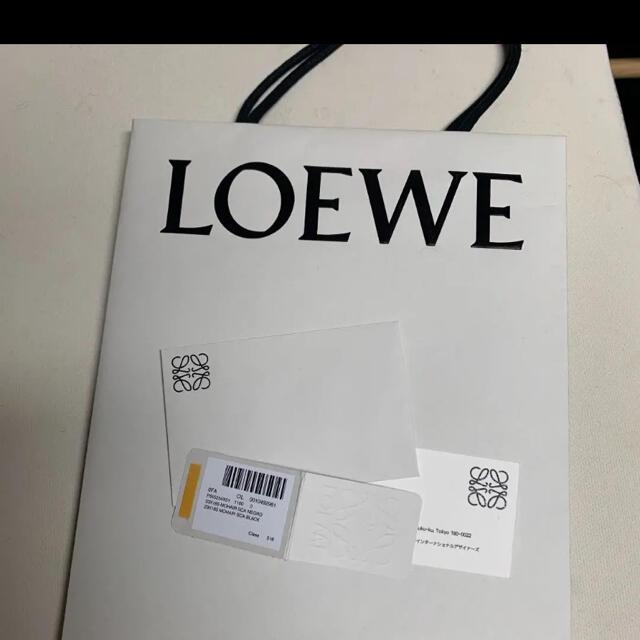 LOEWE(ロエベ)のロエベマフラー レディースのファッション小物(マフラー/ショール)の商品写真