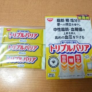 ニッシンショクヒン(日清食品)の日清食品 トリプルバリア(ダイエット食品)