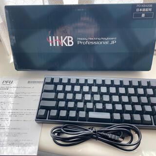 フジツウ(富士通)のPFU Happy Hacking Keyboard Professional黒(PC周辺機器)