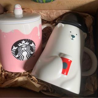 Starbucks Coffee - スタバ マグカップ 2点セット