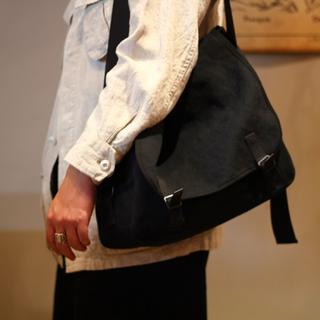 COMOLI - SLOW truck - French army shoulder bag -