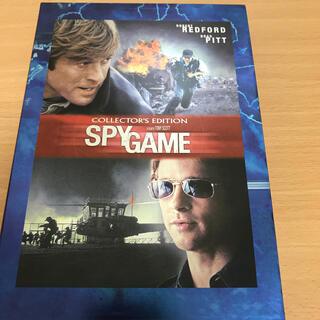 スパイ・ゲーム DVD(外国映画)