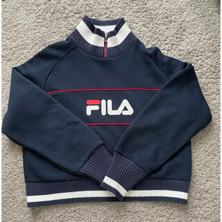 FILA - 新品未使用 FILA ロゴスウェット