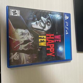 PlayStation4 - PS4 WE HAPPY FEW 北米版