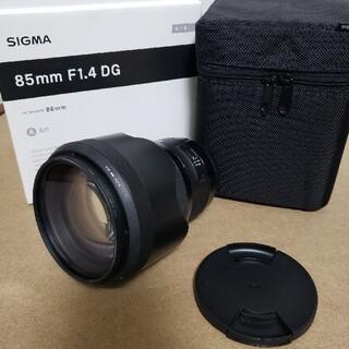 シグマ(SIGMA)のSIGMA Art 85mm F1.4 DG HSM Canon EFマウント(レンズ(単焦点))