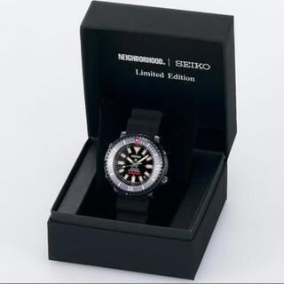 NEIGHBORHOOD - SEIKO × NEIGHBORHOOD Limited Edition 腕時計