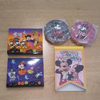 ディズニー(Disney)の〜AO様専用〜【新品】ディズニーメモセット(ノート/メモ帳/ふせん)