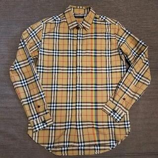 バーバリー(BURBERRY)のBURBERRY バーバリー チェックシャツ(シャツ)