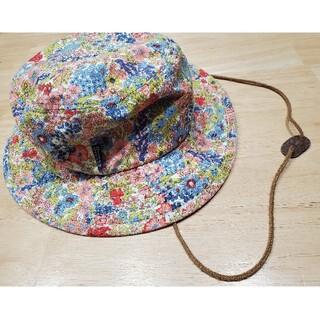 マーキーズ(MARKEY'S)のMARKEY'S オシャレな花柄帽子(帽子)