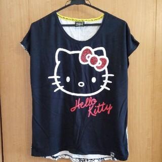 サンリオ - お値下げ。[美品] Hello Kitty Tシャツ