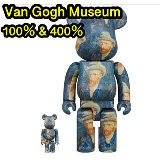 メディコムトイ(MEDICOM TOY)のBE@RBRICK Van Gogh Museum ベアブリック 100 400(その他)