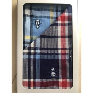 マンシングウェア(Munsingwear)の【wood様専用】munsingwear ハンカチ2枚セット(ハンカチ/ポケットチーフ)