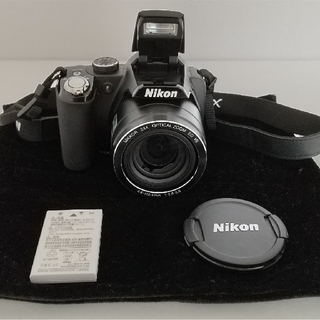 ニコン(Nikon)の大幅値下げ中‼️ジャンク品ニコンCoolpixP90(コンパクトデジタルカメラ)