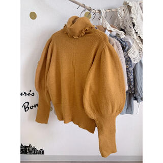 Lily Brown - Lily Brown リリーブラウン knit tops トップス