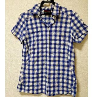 マムート(Mammut)の美品マムートAlessandriaShirtウィメンサイズS半袖シャツ(登山用品)