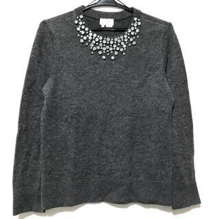 ケイトスペードニューヨーク(kate spade new york)のケイトスペード 長袖セーター サイズS -(ニット/セーター)
