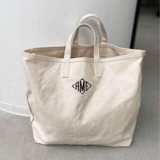 アパルトモンドゥーズィエムクラス(L'Appartement DEUXIEME CLASSE)の新品⭐️アパルトモン【AMERICANA/アメリカーナ】AME Tote Bag(トートバッグ)