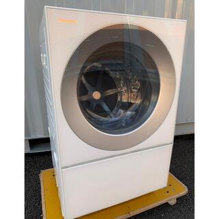 Panasonic - Panasonic ドラム式洗濯乾燥機 cuble 温水泡洗浄 7kg /3kg