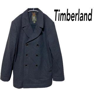 ティンバーランド(Timberland)の●【美品】ティンバーランド ウールコート●(ピーコート)