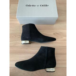Odette e Odile - ショートブーツ