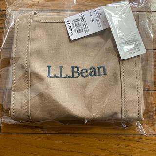 L.L.Bean - L.L.Bean グローサリートート アーモンドベージュ トートバック